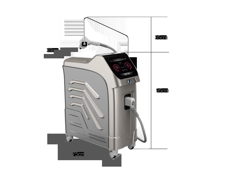 Streak Diode 3 Lazer Epilasyon Cihazı